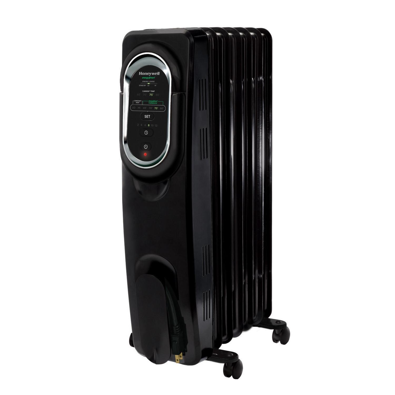 Honeywell HZ-789 Black EnergySmart Electric Radiator Heat...