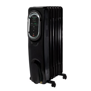 Honeywell HZ-789 Black EnergySmart Electric Radiator Heater