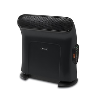 Honeywell HZ-860 Black ThernaWave Ceramic Heat Heater