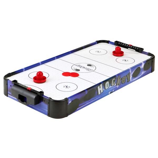 Blue Line 32-inch Portable Table Top Air Hockey