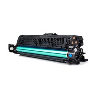 HP-compatible CF031A Cyan Laser Toner Cartridge (646A)
