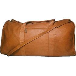 David King Leather 304 Duffel Bag Tan