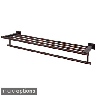 VIGO Allure Hotel-Style Rack and Towel Bar in Oil Rubbed Bronze