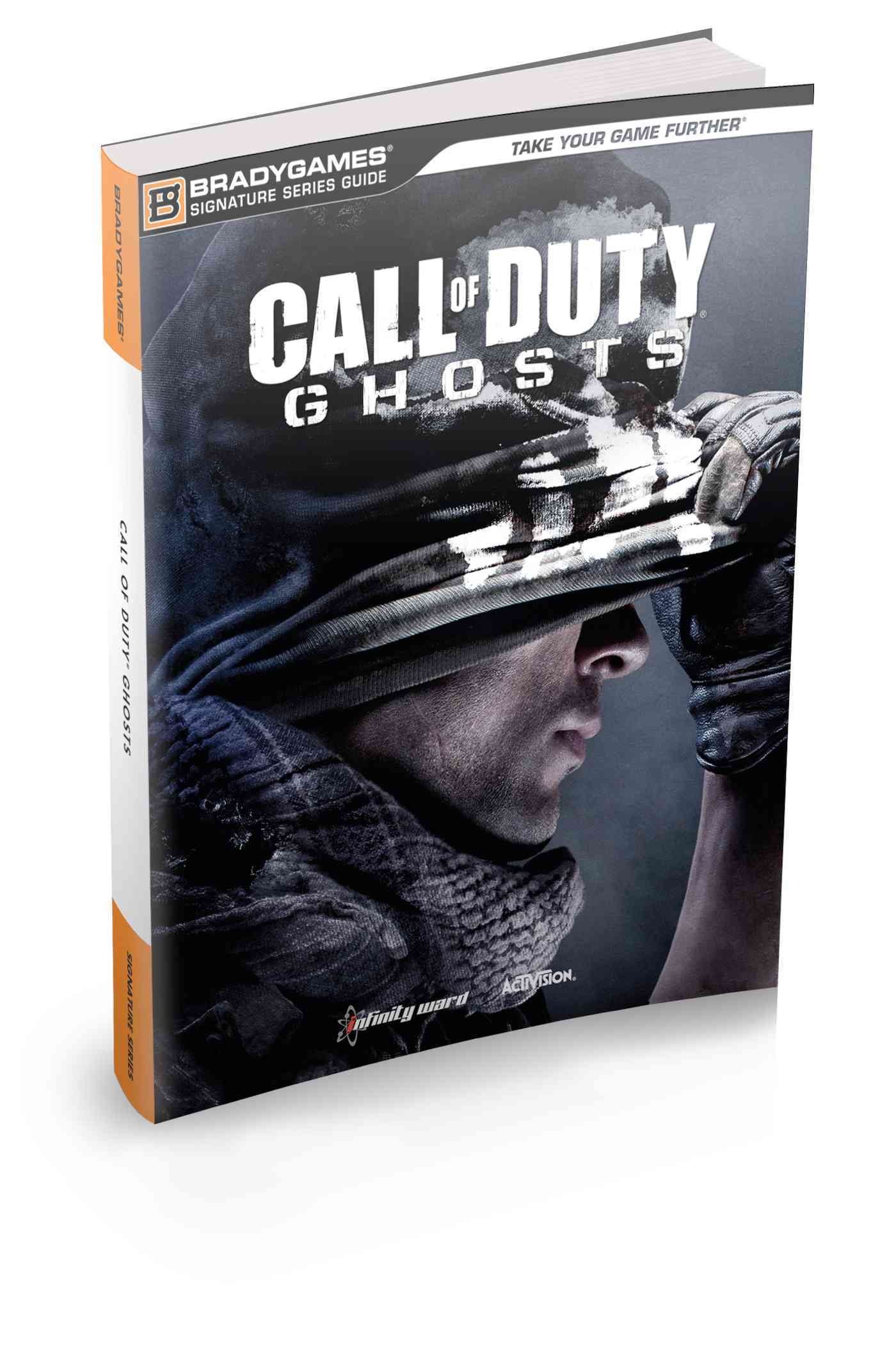 Call of Duty: Ghosts: Signature Series Guide (Paperback)