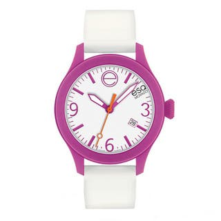 ESQ Movado Unisex 'ESQ ONE' Pink/ White Watch|https://ak1.ostkcdn.com/images/products/8325728/P15639116.jpg?impolicy=medium