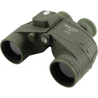 Oceana 7 x 50 Porro Olive Binoculars