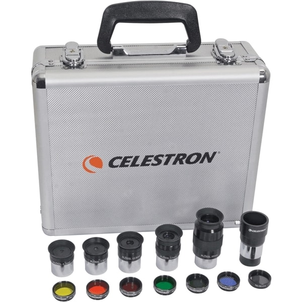 Celestron 1.25-inch Eyepiece and Filter Kit