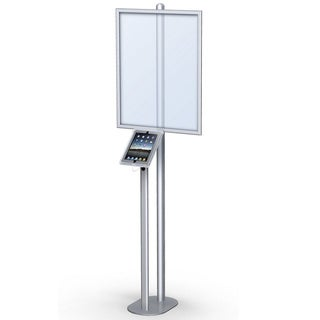 Hybrid Pro iPad Single-sided Perfex Frame Stand