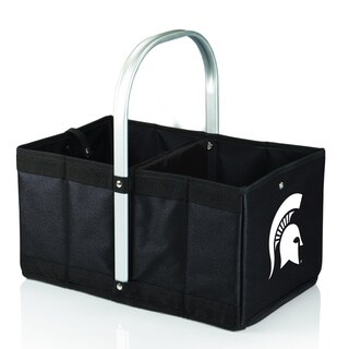 Michigan State University Spartans Black Urban Picnic Basket