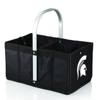 Michigan State University Spartans Black Urban Picnic Basket