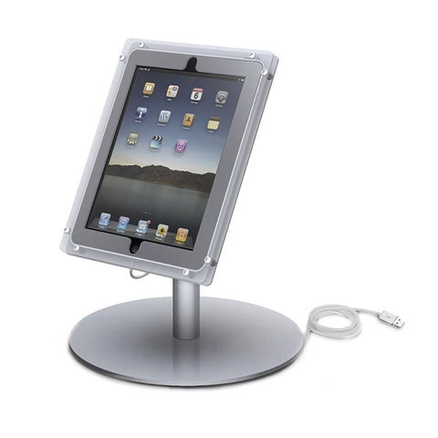 Classic Countertop iPad Stand/ Round Base