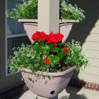 Shop Garden And Patio Split Pot Free Shipping On Orders Over 45