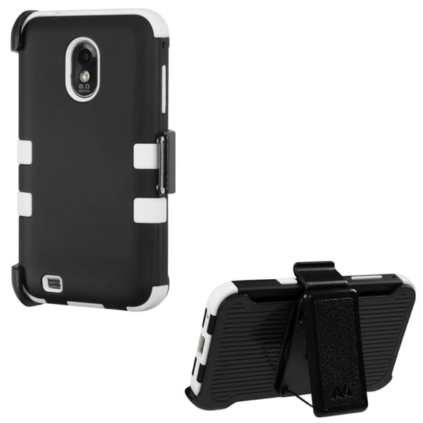 INSTEN TUFF Phone Case Cover/ Holster for Samsung Galaxy S II 4G/ R760/ D710