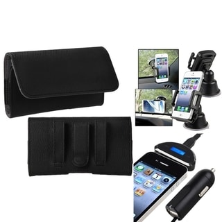 INSTEN Universal Pouch/ Phone Holder/ FM Transmitter