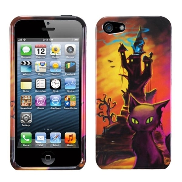 INSTEN Witch Tower Phone Case Cover for Apple iPhone 5 / 5C / 5S / SE