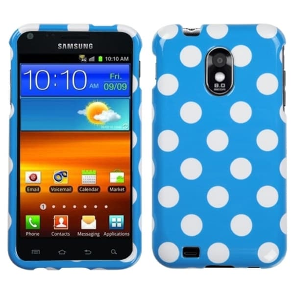 INSTEN Phone Case Cover for Samsung D710 Epic 4G Touch/ R760 Galaxy S II/ 4G