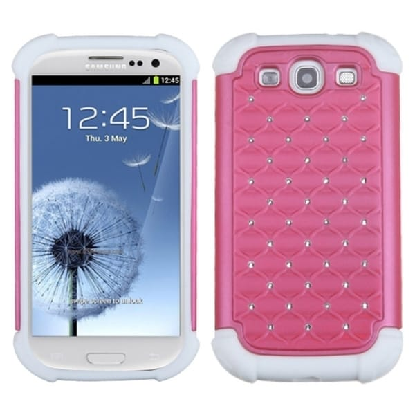 INSTEN Phone Case Cover for Samsung Galaxy S III/ S3 i747/ L710/ T999/ R530/ i9300