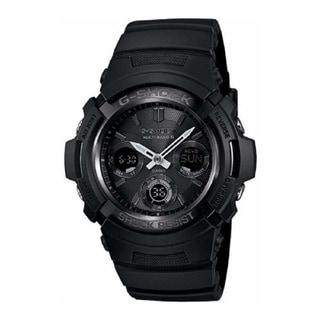 Casio Men's 'G-Shock' Multi-function Atomic Watch