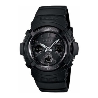 Casio AWGM100B-1ACR Men's G-Shock Tough Solar Power Atomic Watch