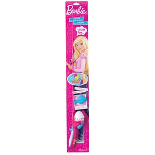 Shakespeare Mattel Barbie Spincast Combo with Tackle Box