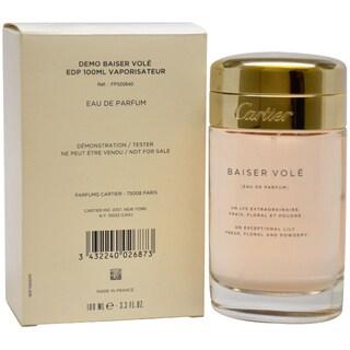 Cartier Baiser Vole Women's 3.3-ounce Eau de Parfum Spray (Tester)