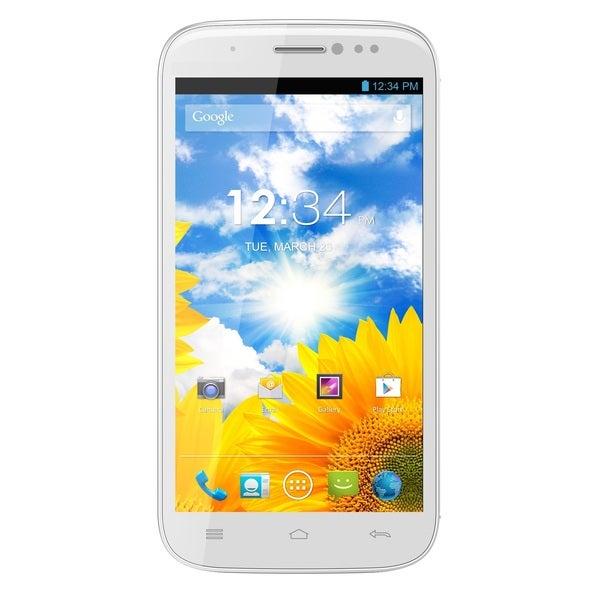 BLU Life View L110 GSM Unlocked Dual-SIM Android Phone