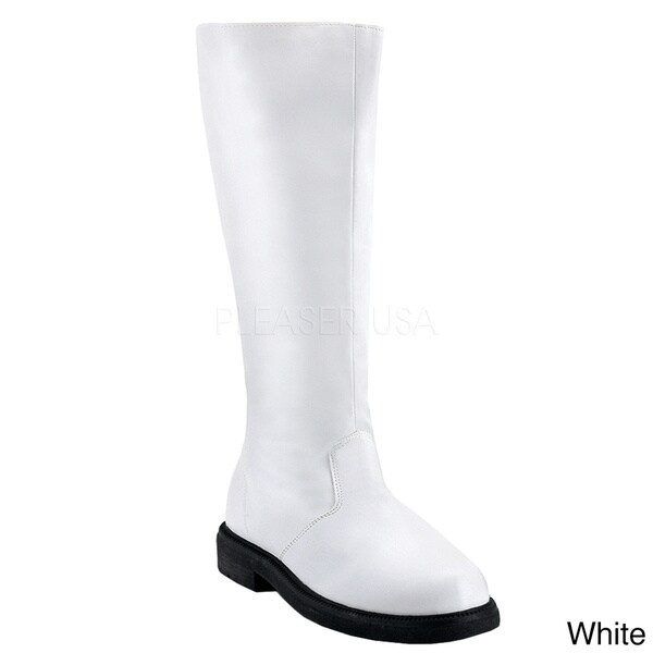 Funtasma Captain-100 Men's Knee High Boots