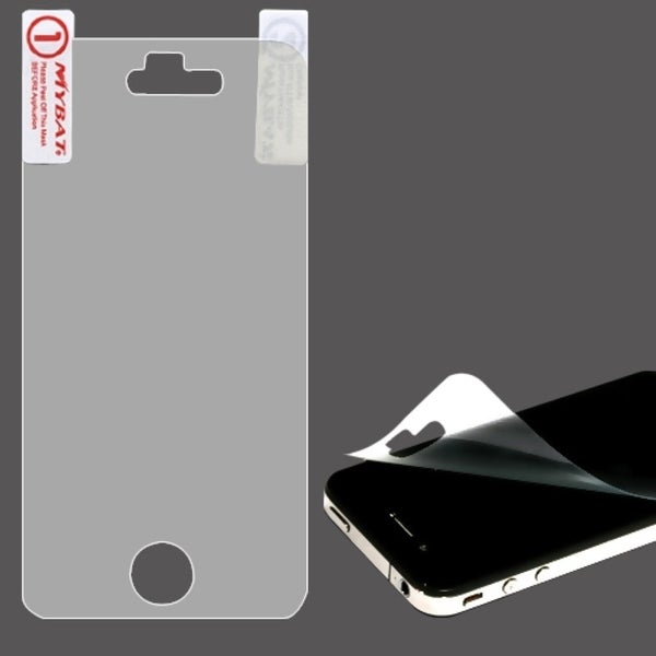 INSTEN LCD Smoke Screen Protector for Apple® iPhone 4S/ 4