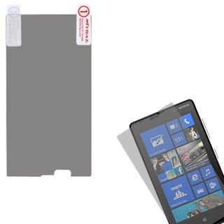 INSTEN Anti-grease LCD Screen Protector for Nokia 820 Lumia