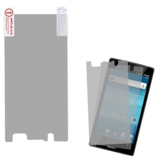 INSTEN Clear Screen Protector for Twin Pack for Sony Ericsson
