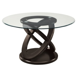 Chairs For Glass Dining Table glass dining room & kitchen tables - shop the best deals for sep