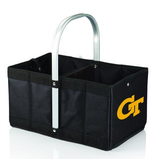 Georgia Tech Yellow Jackets Black Urban Picnic Basket