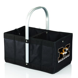 University of Missouri Tigers/ Mizzou Black Urban Picnic Basket