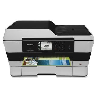 Brother Business Smart MFC-J6920DW Inkjet Multifunction Printer - Col
