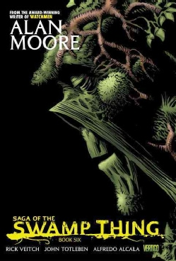 Saga of the Swamp Thing 6 (Paperback)