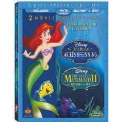The Little Mermaid II/Ariel's Beginning (Blu-ray/DVD)