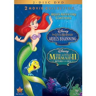 The Little Mermaid II/Ariel's Beginning (DVD)