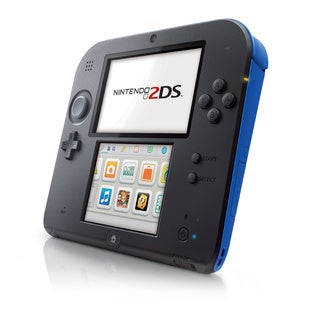 Nintendo 2DS Hardware Electric Blue