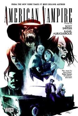 American Vampire 6 (Hardcover)