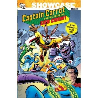 Showcase Presents Captain Carrot and His Amazing Zoo Crew! (Paperback)