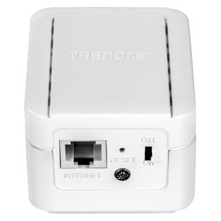 TRENDnet TEW-737HRE IEEE 802.11n 300 Mbit/s Wireless Range Extender -
