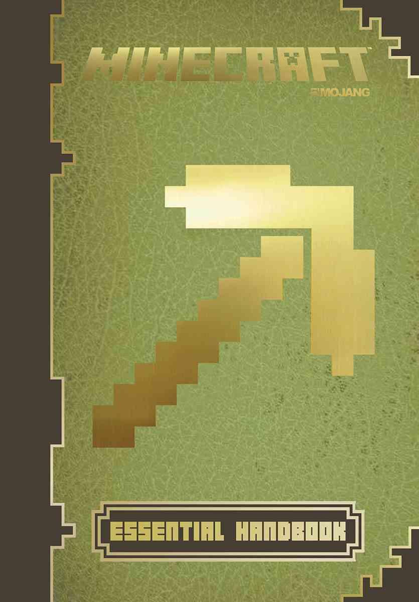 Minecraft: Essential Handbook (Hardcover)