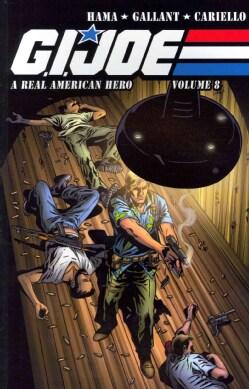 G.i. Joe a Real American Hero 8 (Paperback)
