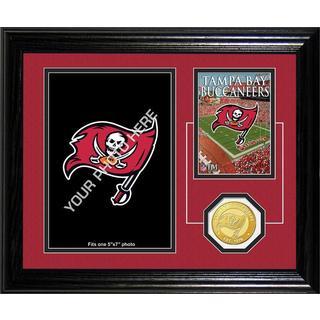 Tampa Bay Buccaneers Framed Memories Desktop Photo Mint