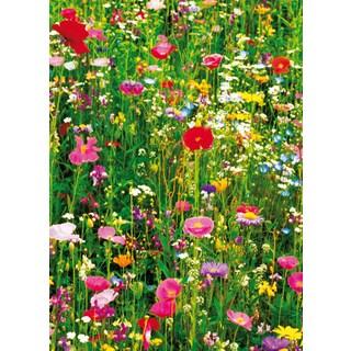 Ideal Decor 'Flower Field' Wall Mural