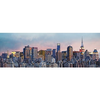 Ideal Decor 'New York Skyline' Wall Mural - Multi