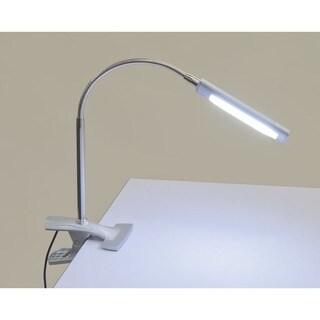 Studio Designs Silver Art Clamp Lamp
