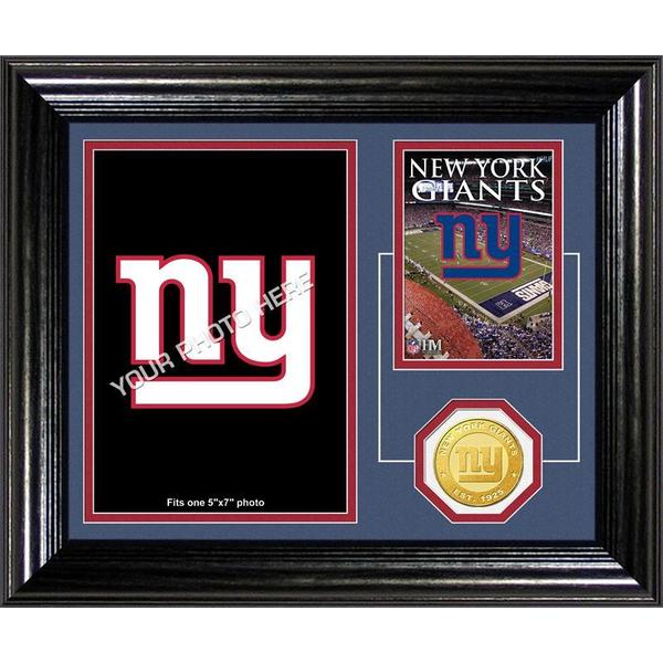 New York Giants Framed Memories Desktop Photo