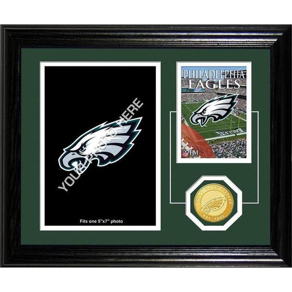 Philadelphia Eagles Framed Memories Desktop Photo
