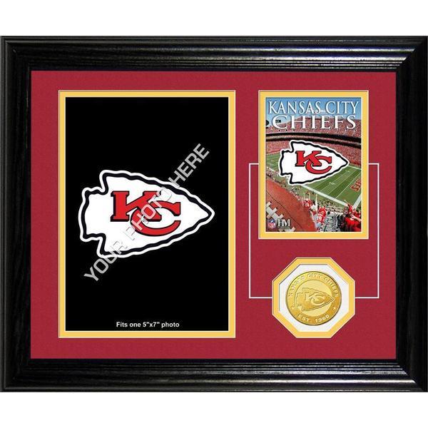 Kansas City Chiefs Framed Memories Desktop Photo